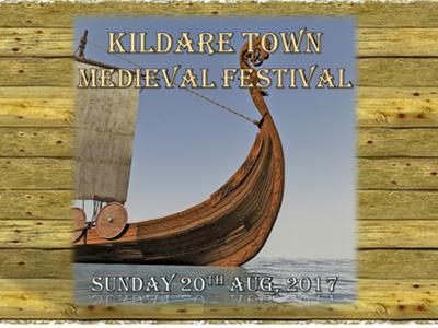 Kildare Town Medieval Festival 2017