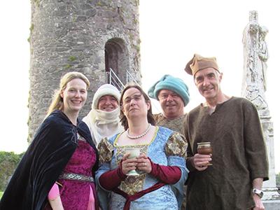 Kildare Town Medieval Festival