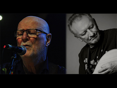 Mick Hanly and Donal Lunny