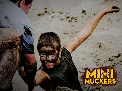 Mini Muckers: Halloween Monster Run
