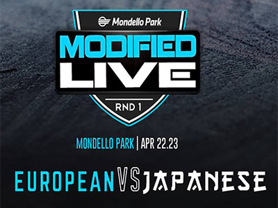 Modified Live returns to Mondello Park