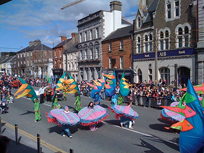 Naas Easter Parade