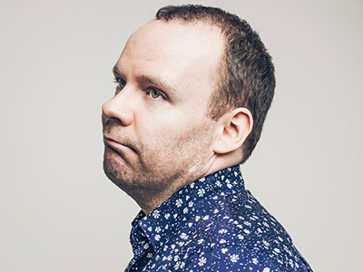 Neil Delamere - Learning to Handstand