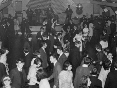 Dance Hall Days: Memories of the Showband Days
