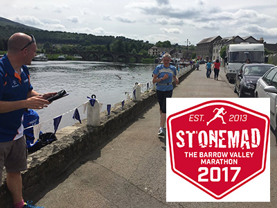 Stone Mad - The Barrow Valley Marathon 2017