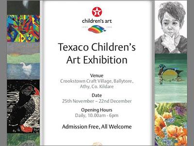 Texaco Children's Art Exhibition