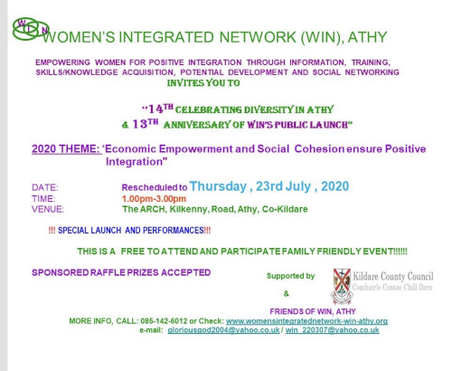 Athy Womens Integrated Network - WIN