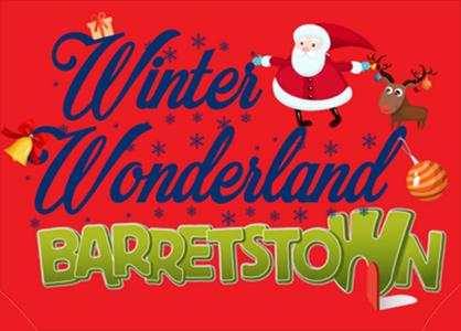 Winter Wonderland @ Barretstown