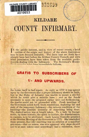 Infirmary Booklet Title 72dpi.JPG