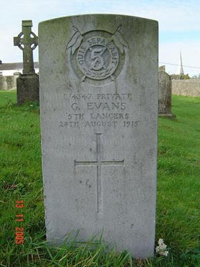 WW1Grave Cathedral Evans.JPG