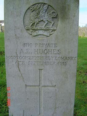 WW1Grave Cathedral Hughes.JPG