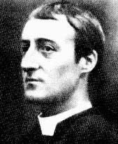 Gerard Manley Hopkins in 1888