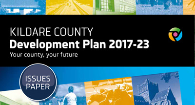 COunty Kildare Development Plan 2017 - 2023