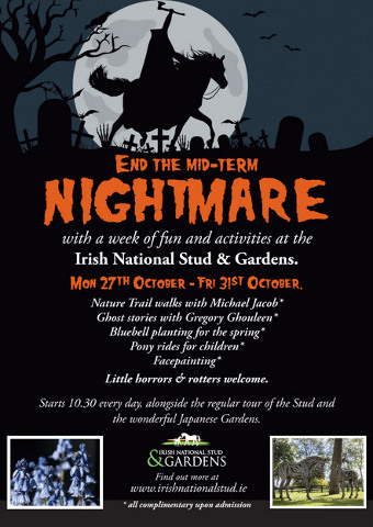 Halloween at The National Stud