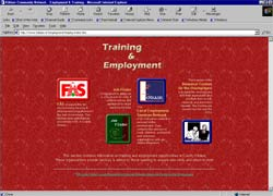Visit The Training & Employment Website