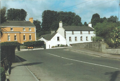 Leixlip Glebe and tavern
