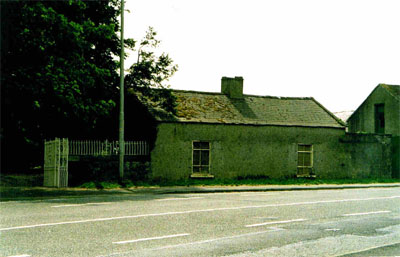 John Healy's House, Gallivan's Cross