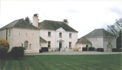 Newtown Hill House