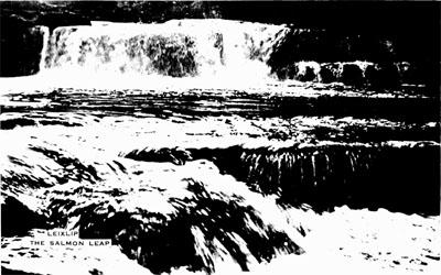 Salmon Leap Falls