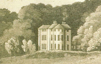 St Catherine's Park (post 1792) now Liffey Valley House Hotel