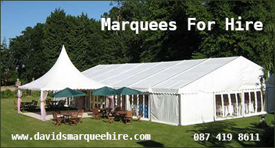 David's Marquee Hire