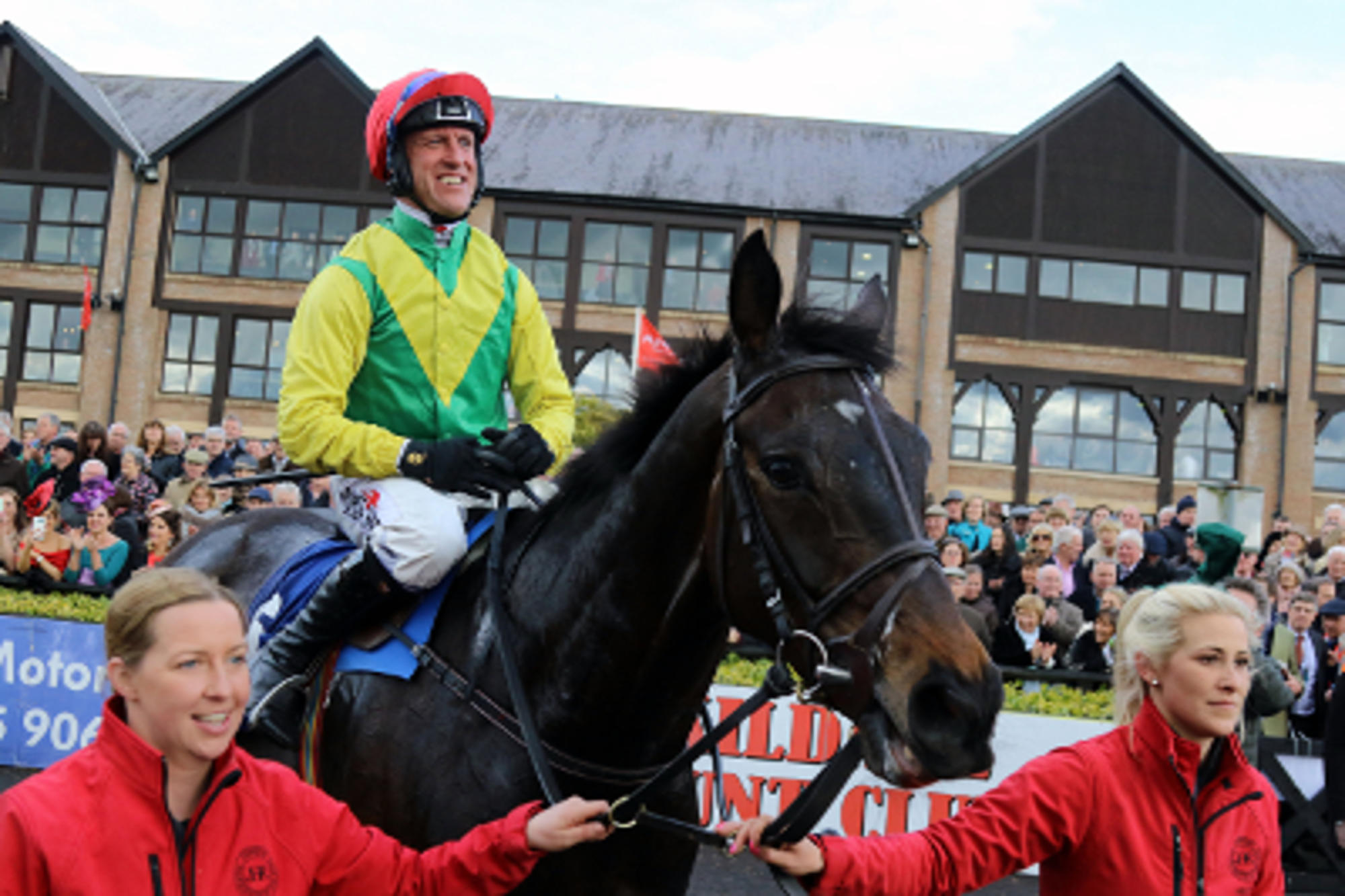 Punchestown Commences Phase Two of Major Redevelopment