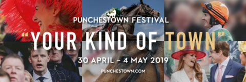 Punchestown Festival 2019 - Your Kind of Town - 30 April - 04 May 2019