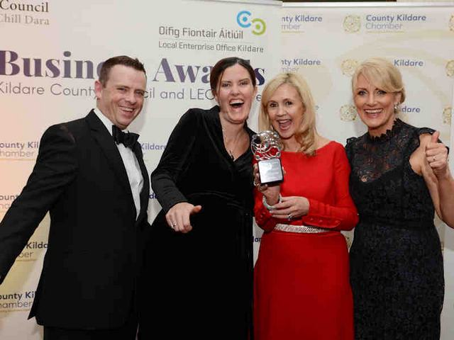 Overall Business of the Year: Barretstown