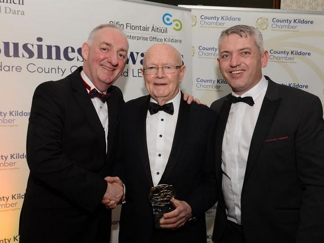 Outstanding Contribution to Business: Dick O'Sullivan, Punchestown Racecourse