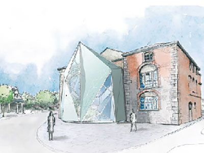 Athy's Shackleton Museum Redevelopment