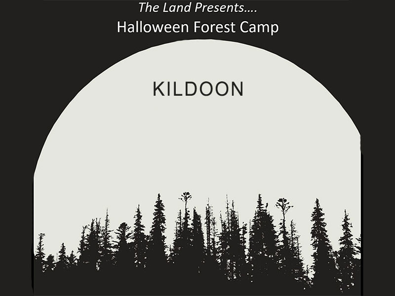 Halloween Forest Camp Kildoon