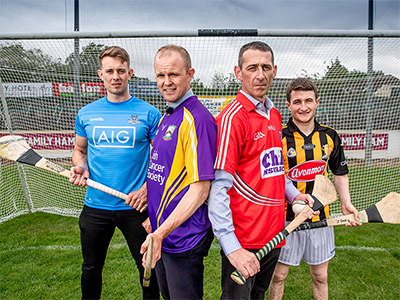 Davy Russell leads an all-star line-up as he seeks Hurling for Cancer Research glory against Jim Bolger's Stars at St Conleths Park, Newbridge on Tuesday August 13