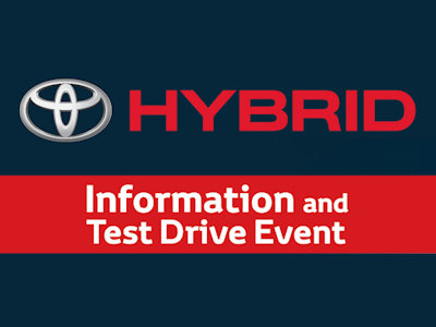 Hybrid Information and Test Drive Event