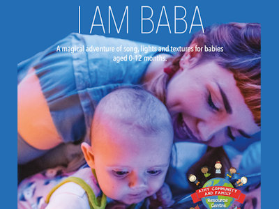 I Am Baba - For Babies Aged 0-12 Months