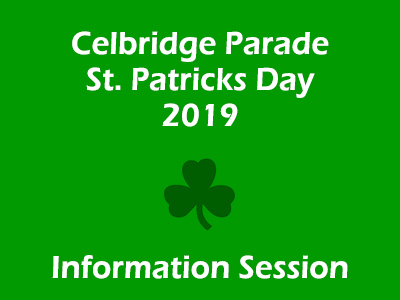 Celbridge St Patricks Day Parade Information Session
