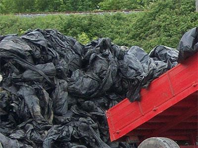 Farm Plastics Recycling Bring Centres