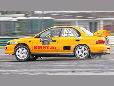Retro Cars to Star at Mondello Rallycross Event