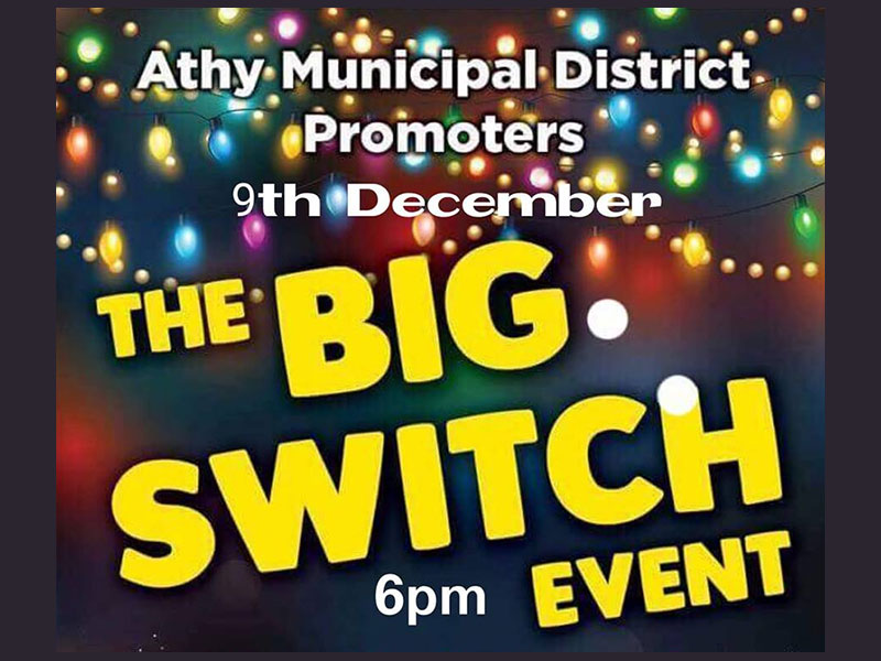 Athy - The Big Switch