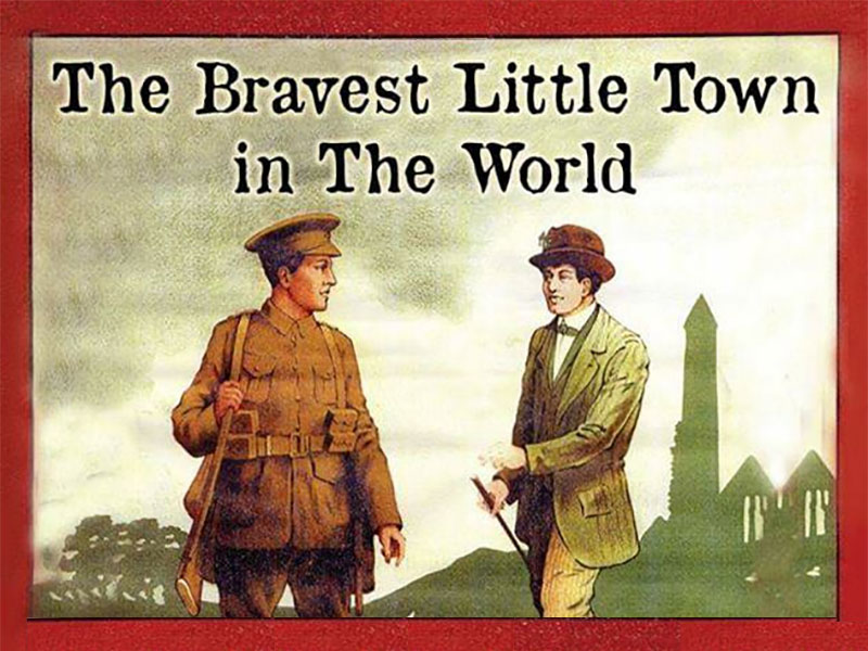 Athy - The Bravest Little Town in the World