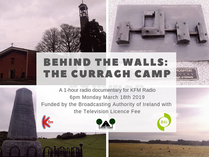 Behind the Walls: The Curragh Camp
