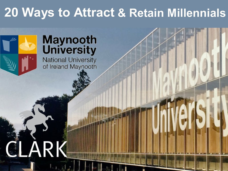 Clark Recruitment Research in Partnership with Maynooth University