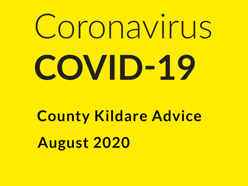 Coronavirus COVID-19 New Measures for County Kildare