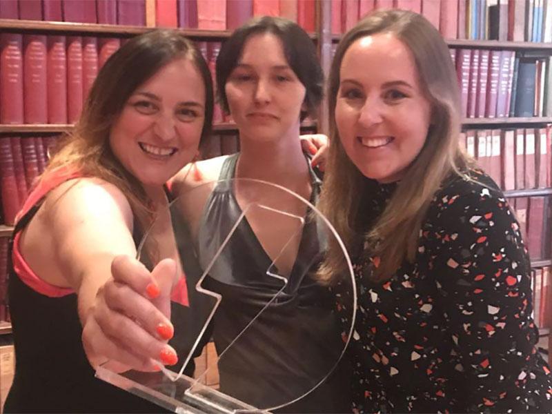 Local Kildare Business Wins Big at Irish Social Media Awards