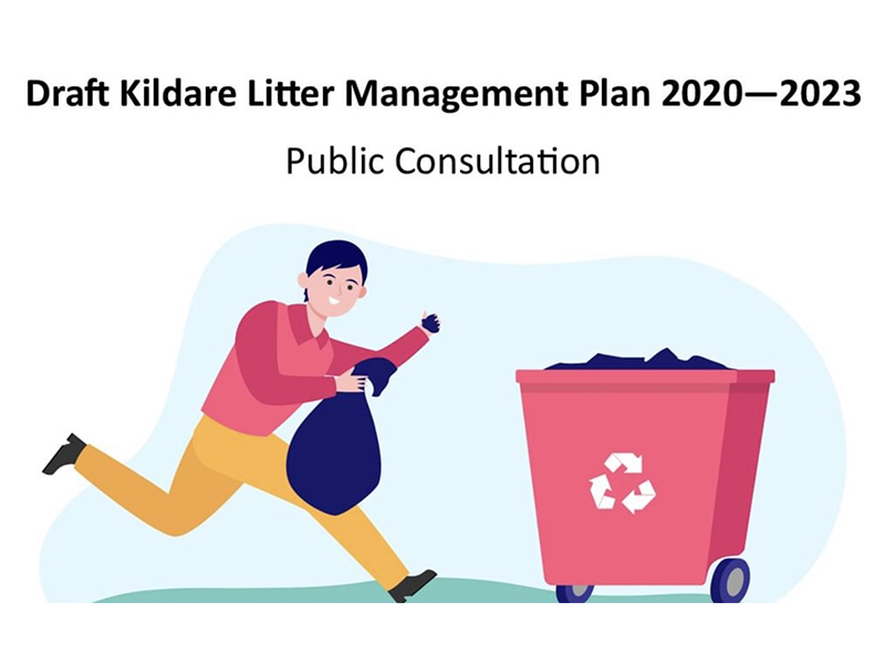 Draft Kildare Litter Management Plan 2020 - 2023