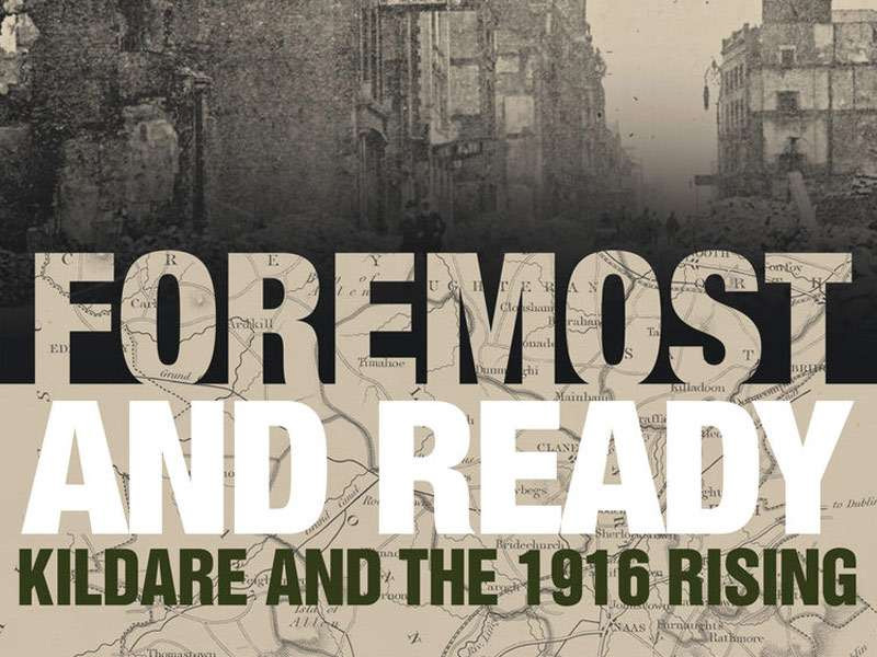 New Book on Kildare and the 1916 Rising