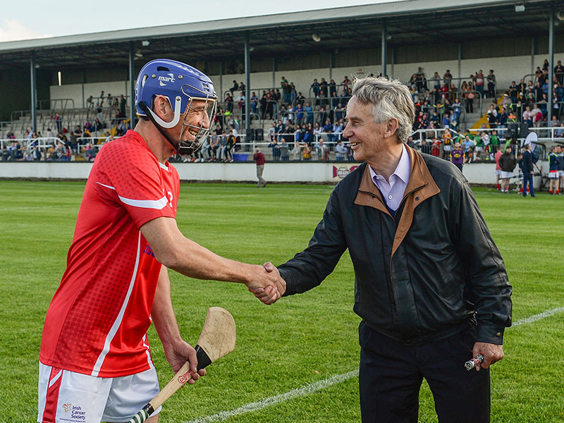 Hurling for Cancer Research Returns to St Conleths Park