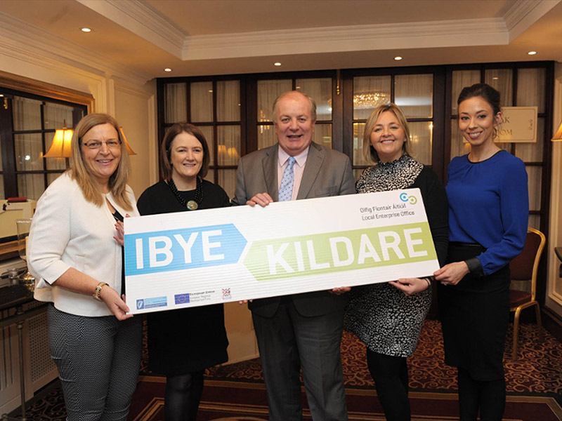 Kildare's Best Young Entrepreneurs set to compete in County Final