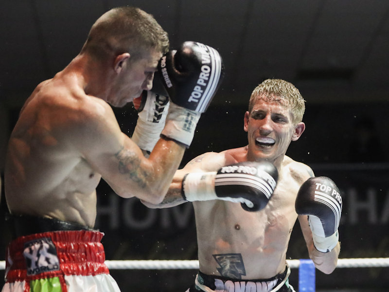 Danger For Donovan Following Southpaw Switch