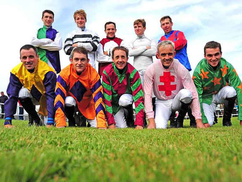 Jog for Jockeys This Saturday