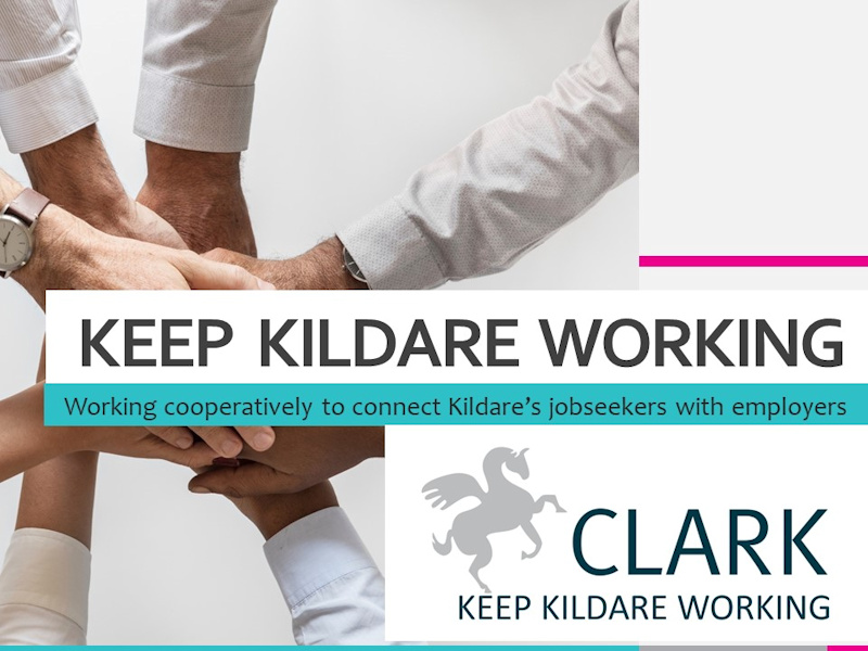 Keep Kildare Working Initiative Launched